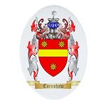 Earnshaw Ornament (Oval)
