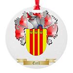 Earll Round Ornament