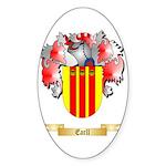 Earll Sticker (Oval 10 pk)