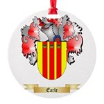 Earle Round Ornament
