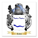 Eales Square Car Magnet 3