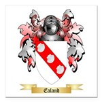 Ealand Square Car Magnet 3