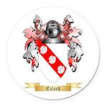 Ealand Round Car Magnet