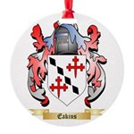 Eakins Round Ornament