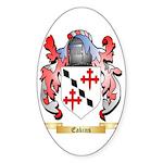Eakins Sticker (Oval)