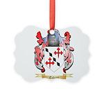 Eakins Picture Ornament
