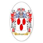 Eagger Sticker (Oval 50 pk)