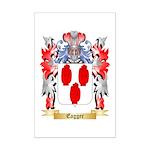 Eagger Mini Poster Print