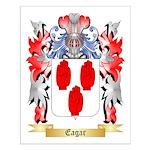 Eagar Small Poster