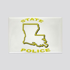 Louisiana State Police Magnets
