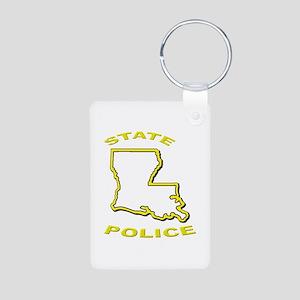 Louisiana State Police Keychains