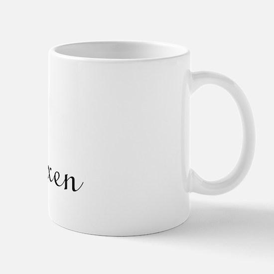 Curvy Vixen (ReDesign) Mug