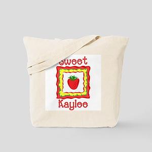 Sweet Kaylee Tote Bag