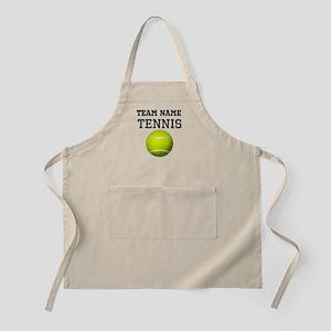 (Team Name) Tennis Apron