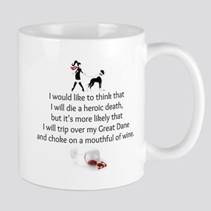 Wine Quote Mugs