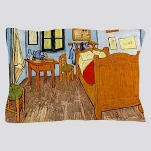 Van Gogh - Vincent's Bed in Arles Pillow Case