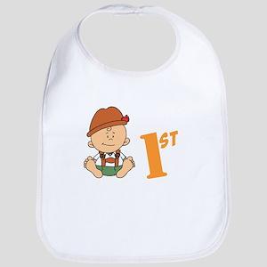 Babys First Oktoberfest Baby Bib