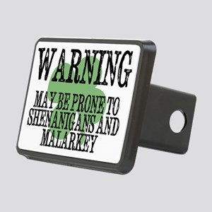 Shenanigans  Malarkey Rectangular Hitch Cover
