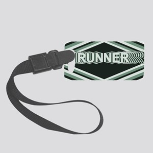 Runner Repeat Small Luggage Tag