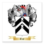 Ezzy Square Car Magnet 3