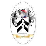 Ezzy Sticker (Oval 10 pk)