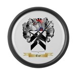 Ezzy Large Wall Clock