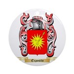 Exposito Ornament (Round)