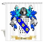 Exner Shower Curtain
