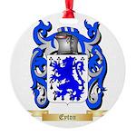 Eyton Round Ornament