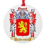 Eynaud Round Ornament