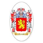 Eynaud Sticker (Oval 50 pk)