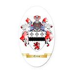 Eyles Oval Car Magnet