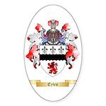 Eyles Sticker (Oval 50 pk)