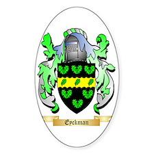 Eyckman Sticker (Oval)