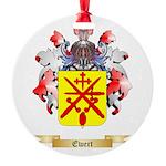 Ewert Round Ornament