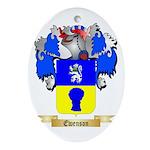 Ewenson Ornament (Oval)