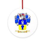 Ewenson Ornament (Round)