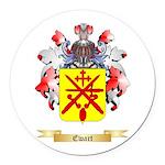 Ewart Round Car Magnet