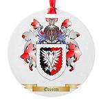 Evison Round Ornament