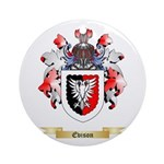 Evison Ornament (Round)