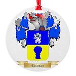 Evinson Round Ornament