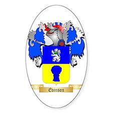 Evinson Sticker (Oval)