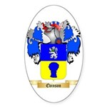 Evinson Sticker (Oval 50 pk)