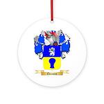 Evinson Ornament (Round)