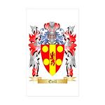 Evill Sticker (Rectangle 50 pk)