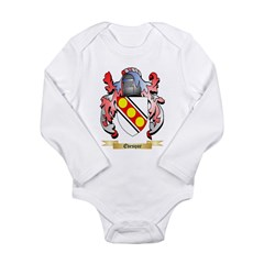 Evesque Long Sleeve Infant Bodysuit
