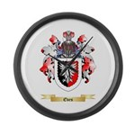 Eves Large Wall Clock
