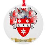 Everson Round Ornament