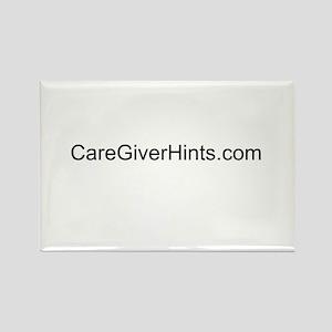 CareGiverHints.com Power of Attorney Rectangle Mag