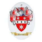 Everson Ornament (Oval)